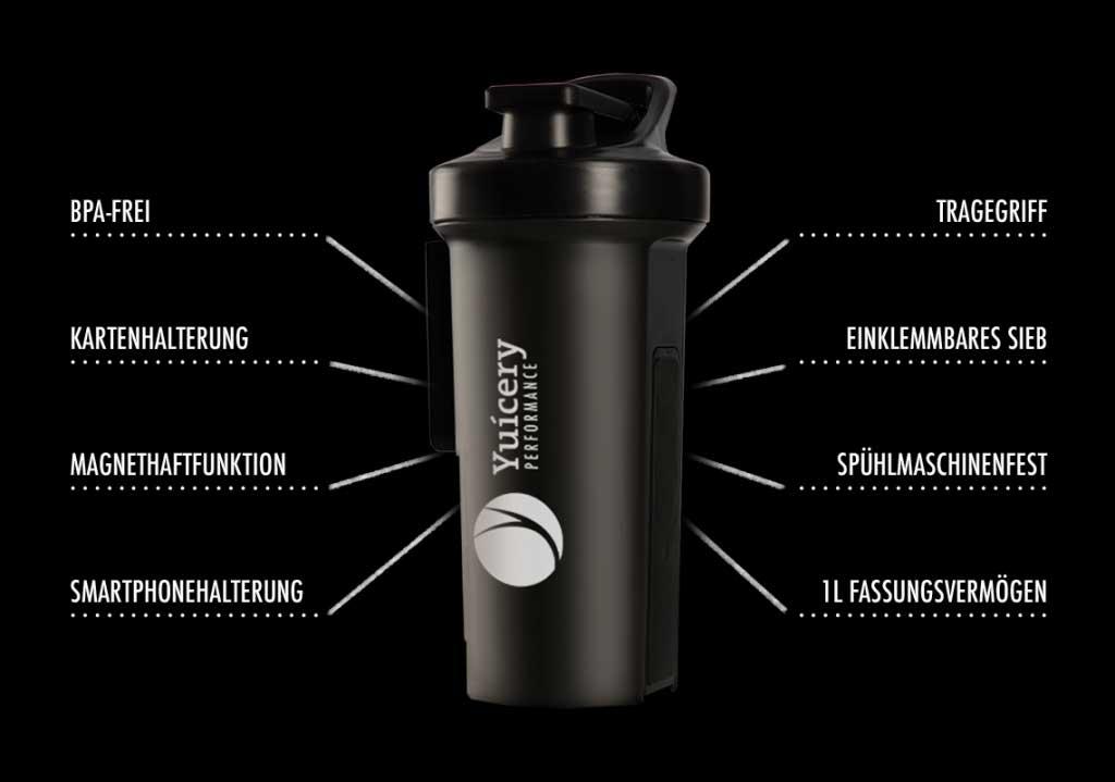 Performance Shaker
